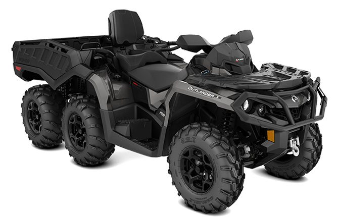 2019 Can-Am Outalnder MAX 6x6