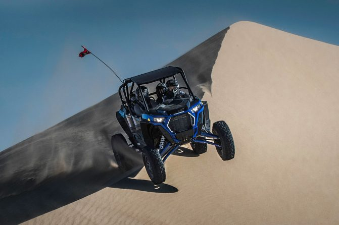 2019 Polaris RZR XP 4 Turbo S 1