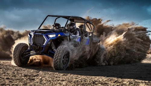 2019 Polaris RZR XP 4 Turbo S Preview