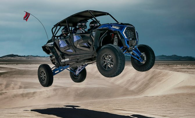 2019 Polaris RZR XP 4 Turbo S 3