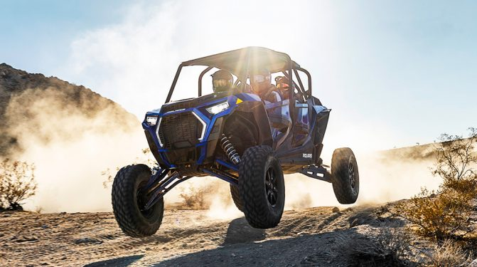 2019 Polaris RZR XP 4 Turbo S 4
