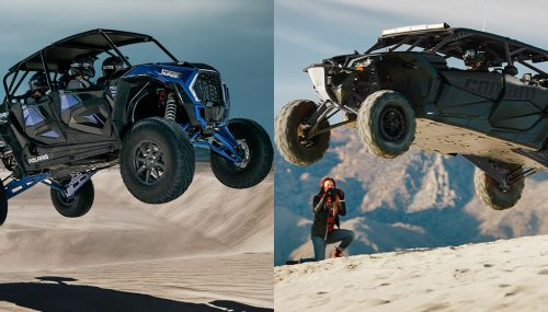 2019 Polaris RZR XP 4 Turbo S vs. 2019 Can-Am Maverick X3 MAX X rs Turbo R: By the Numbers