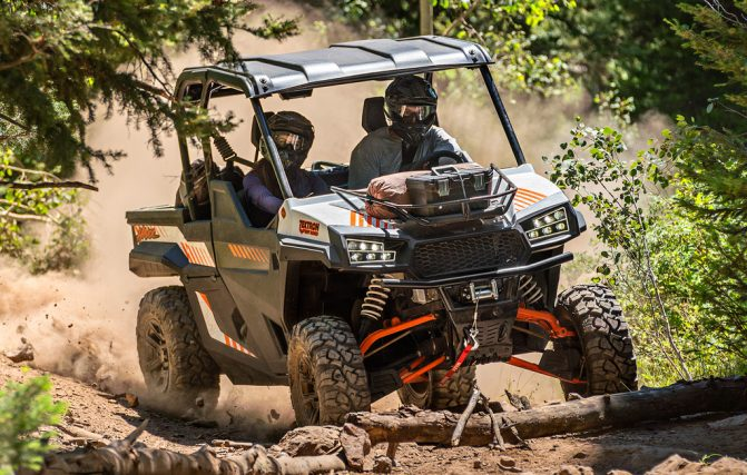 2019 Textron Havoc Backcountry Edition 1
