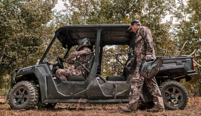 2019 Textron Prowler Pro Crew XT Hunting