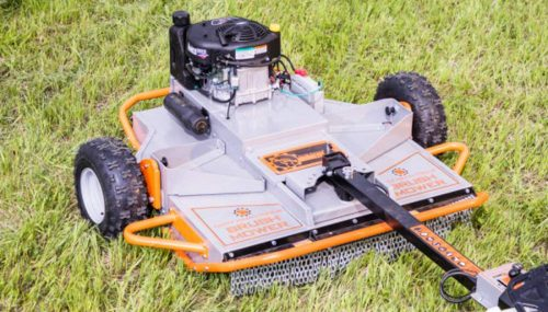 Why You Need an ATV Brush Mower