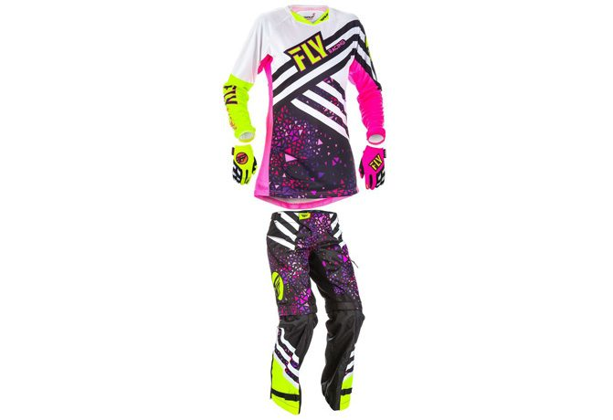 Fly Kinetic OTB ATV Riding Gear Packages