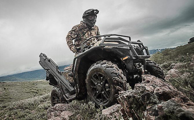 Polaris Sportsman XP 1000 Hunting Edition