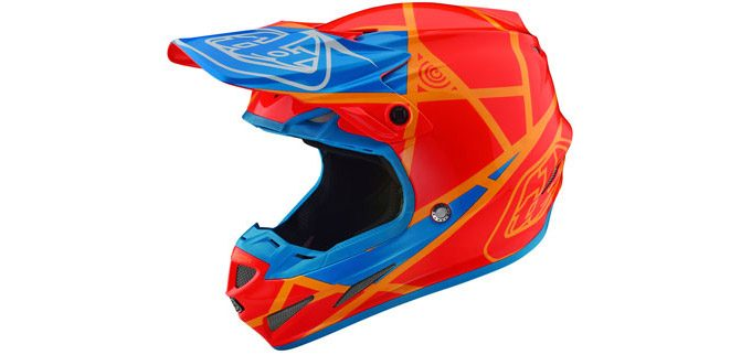 Troy Lee Designs SE4 Metric: Women's ATV Helmets