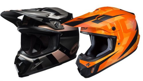 Five of the Best Women's ATV Helmets