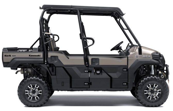 2019 Kawasaki Mule Pro FXT Ranch Edition Studio