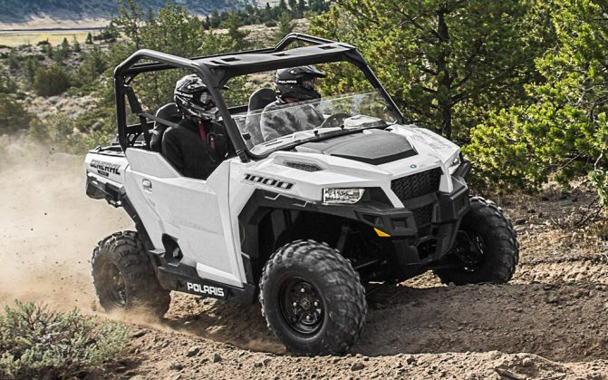 2019 Polaris General Action