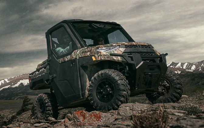 2019 Polaris Ranger XP 1000 Northstar Edition
