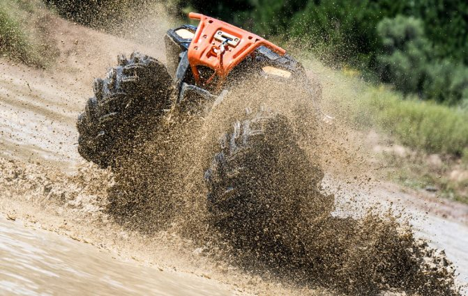 2019 Polaris Sportsman XP 1000 High Lifter Edition Wheels Up