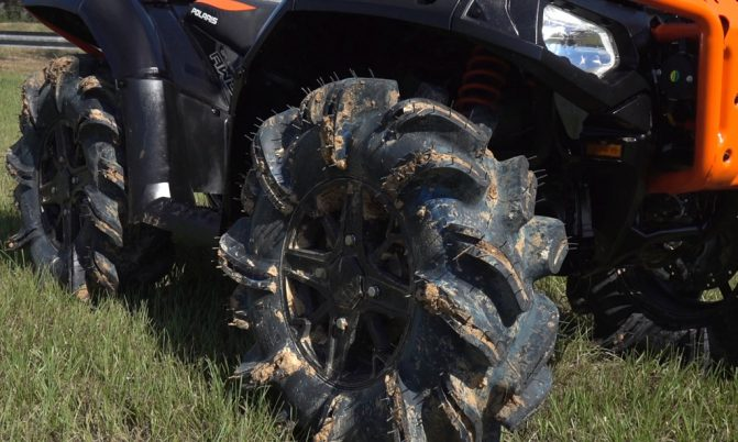 2019 Polaris Sportsman XP 1000 High Lifter Edition Tire