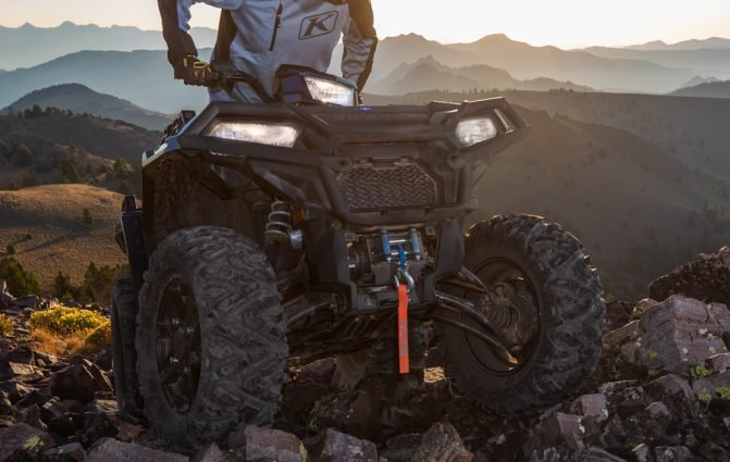 2019 Polaris Sportsman XP 1000 Premium Front