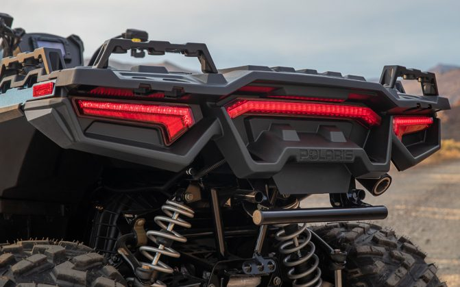 2019 Polaris Sportsman XP 1000 Premium Taillights