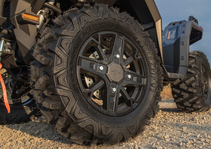 2019 Polaris Sportsman XP 1000 Premium Tires