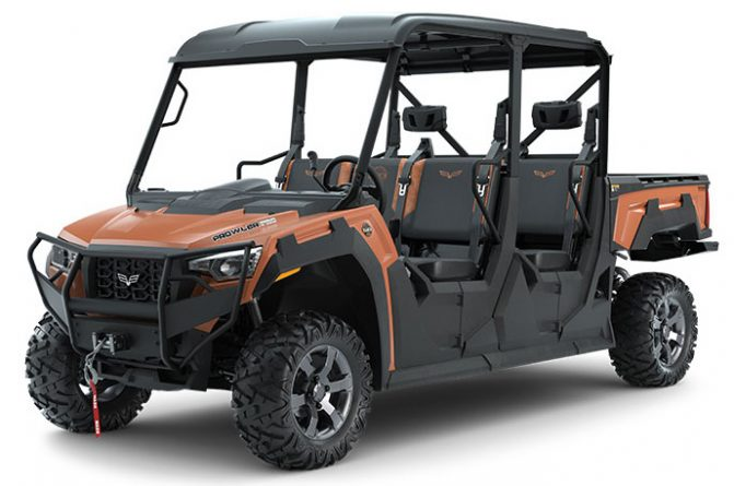 2019 Textron Prowler Pro Crew-Ranch Edition Studio