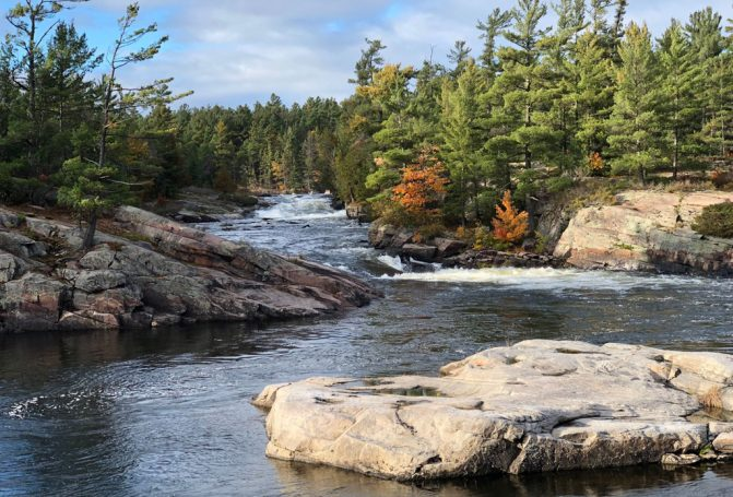 French River Scenic