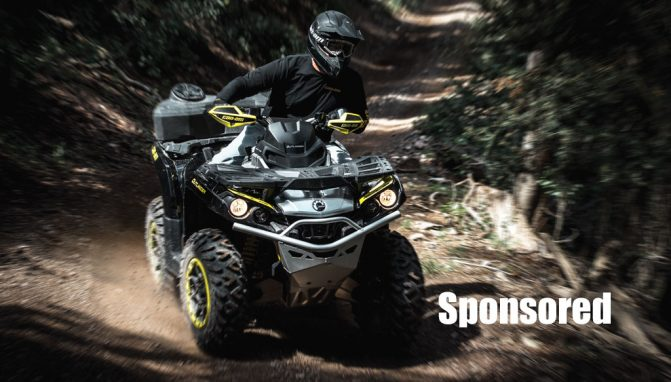 5 Reasons to Buy the Can-Am Outlander X XC 1000R + Video