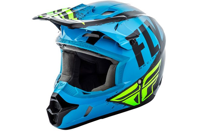 Fly Racing Kinetic Youth Helmet