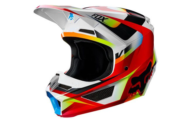 Fox V1 Youth ATV Helmet