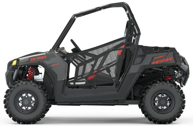 Polaris RZR 570 EPS Profile