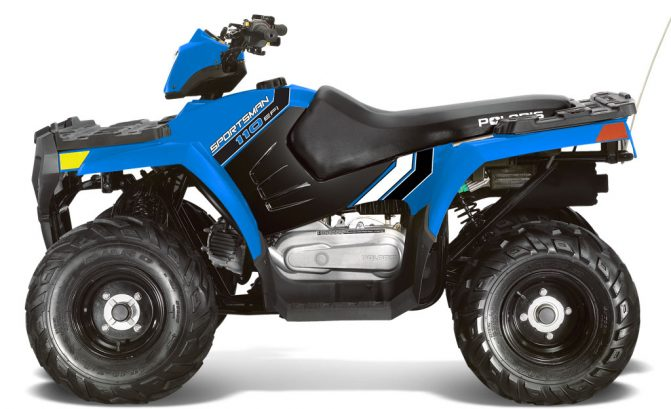 Polaris Sportsman 110 Profile
