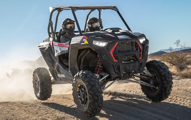 2019 Polaris RZR XP 1000 Action