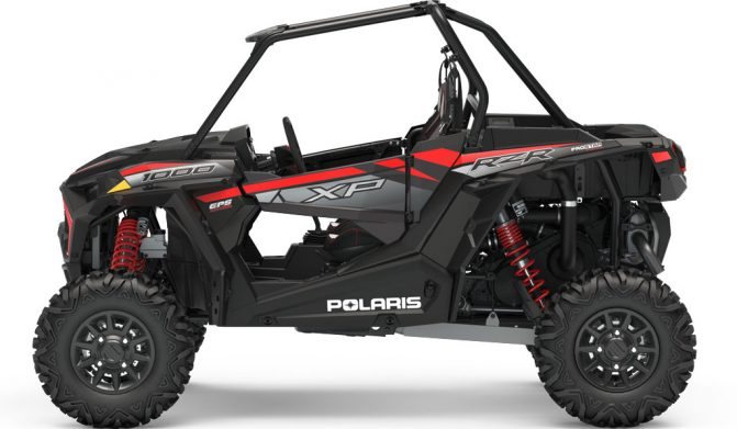 2019 Polaris RZR XP 1000 Profile