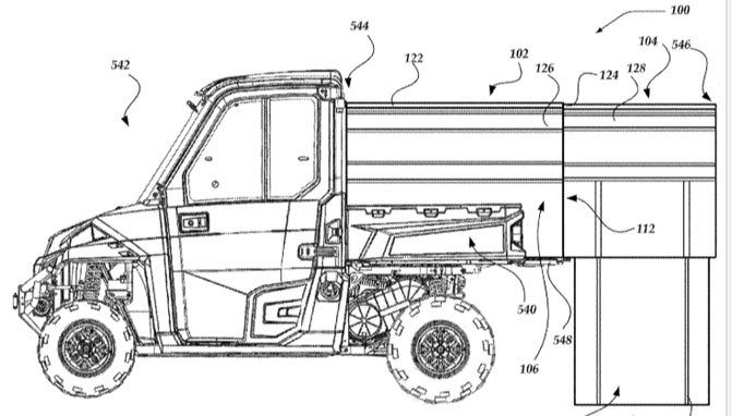 check out this utv ice shanty patent