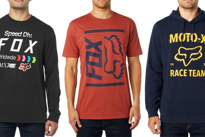 Fox Racing Casual Apparel is Up To Half Off