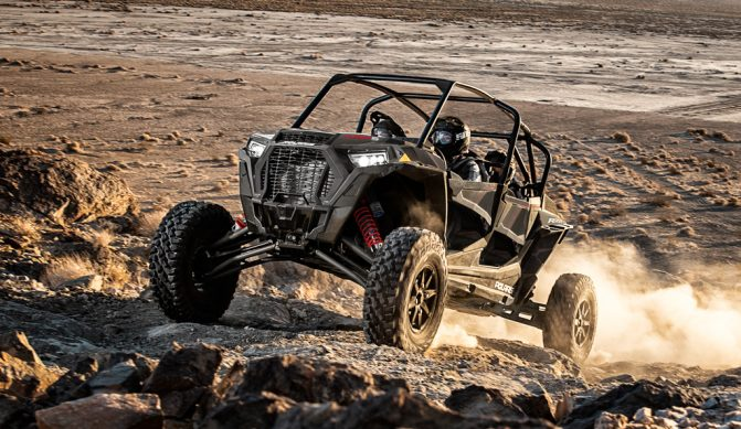 2019 Polaris RZR XP 4 Turbo S Velocity