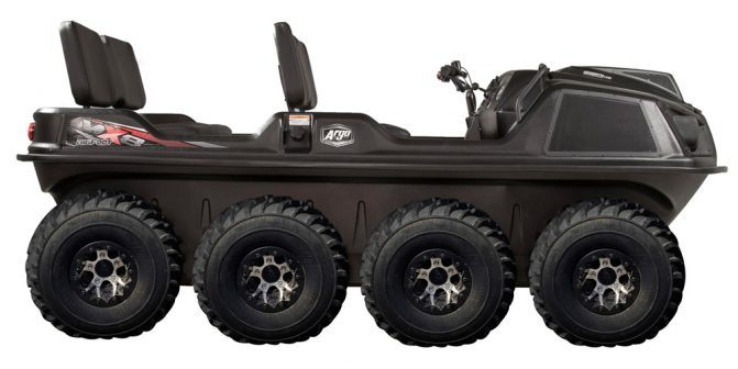 Argo Bigfoot 950 MX8