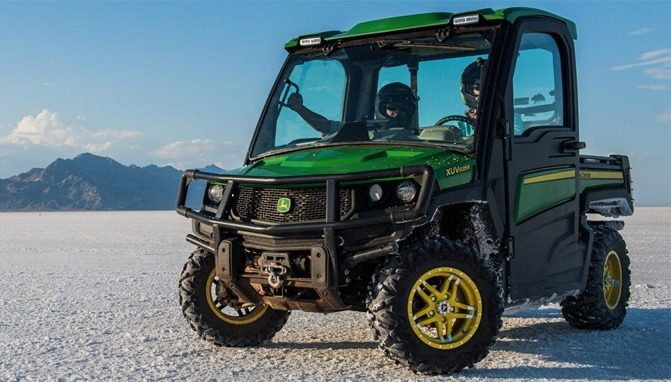 John Deere Gator Prices >> John Deere Gators Models Prices Specs And Reviews Atv Com