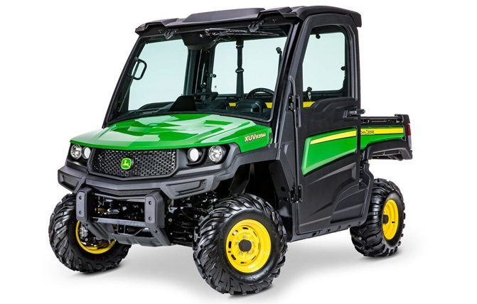 John Deere Gators Full Size