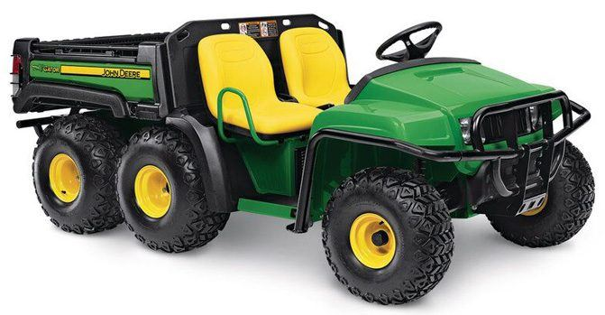 John Deere Gators T-Series
