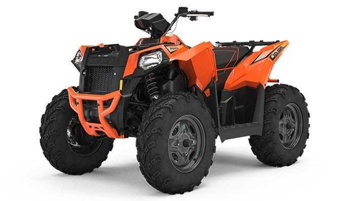 Polaris Scrambler 850: Polaris ATVs