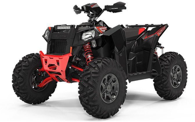 Polaris Scrambler XP 1000 S: Polaris ATVs
