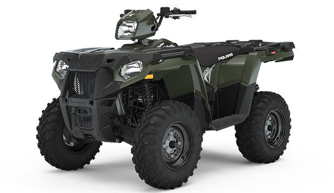 Polaris Sportsman 450: Polaris ATVs