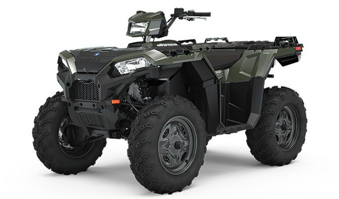 Polaris Sportsman 850: Polaris ATVs