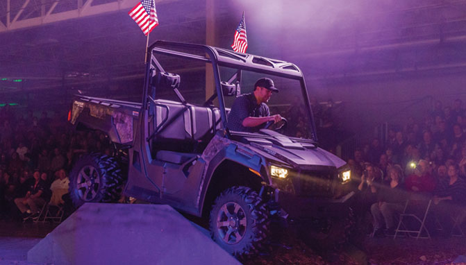Textron and Tracker Join Forces to Create Tracker Off Road