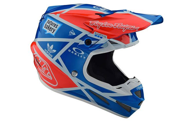 Troy Lee Designs SE4 Composite 2019