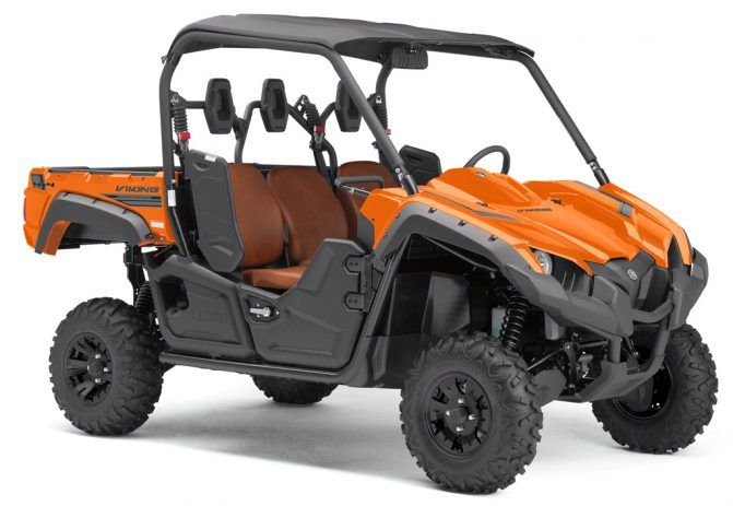 Yamaha Viking Ranch Edition