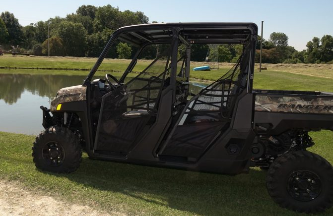 2019 Polaris Ranger Crew XP 1000 Beauty