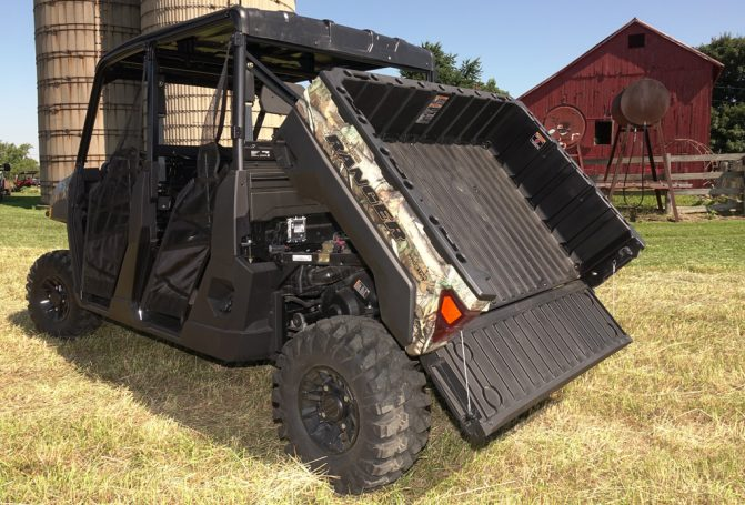2019 Polaris Ranger Crew XP 1000 Dump Bed