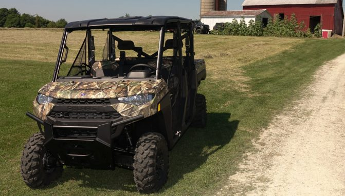 2019 Polaris Ranger Crew XP 1000 Farm