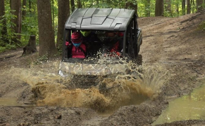 2019 Polaris Ranger Crew XP 1000 Mud