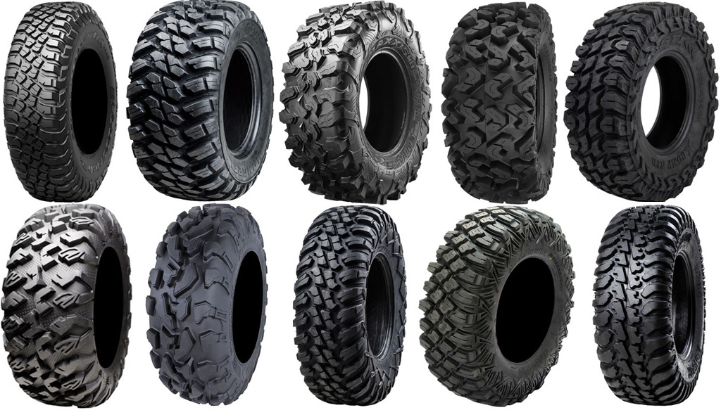 Best All Terrain Tire 2020 Ten of the Best All Terrain UTV Tires   ATV.com