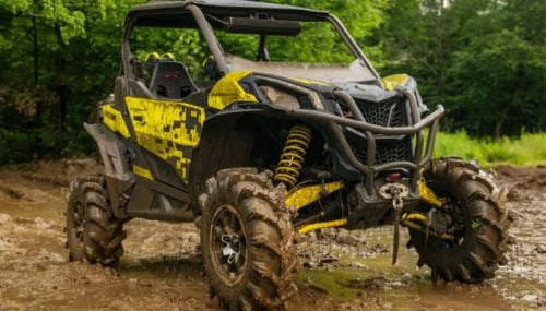 10 of the Best UTV Mud Tires